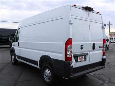 2018 ProMaster 2500 High Roof FWD,  Empty Cargo Van #T3741 - photo 8