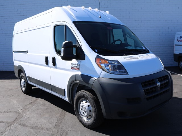 2018 ProMaster 2500 High Roof FWD,  Empty Cargo Van #T3825 - photo 3