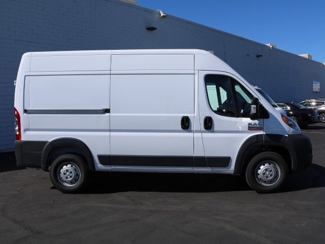 2018 ProMaster 2500 High Roof FWD,  Empty Cargo Van #T3825 - photo 12