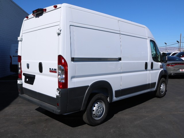 2018 ProMaster 2500 High Roof FWD,  Empty Cargo Van #T3825 - photo 8