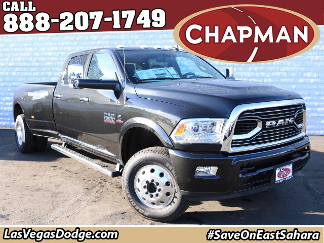 2018 Ram 3500 Crew Cab DRW 4x4,  Pickup #T3861 - photo 3