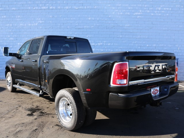 2018 Ram 3500 Crew Cab DRW 4x4,  Pickup #T3861 - photo 2