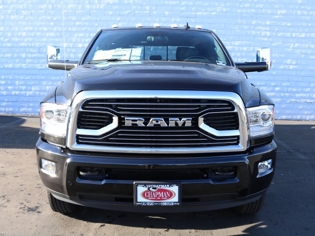 2018 Ram 3500 Crew Cab DRW 4x4,  Pickup #T3861 - photo 9