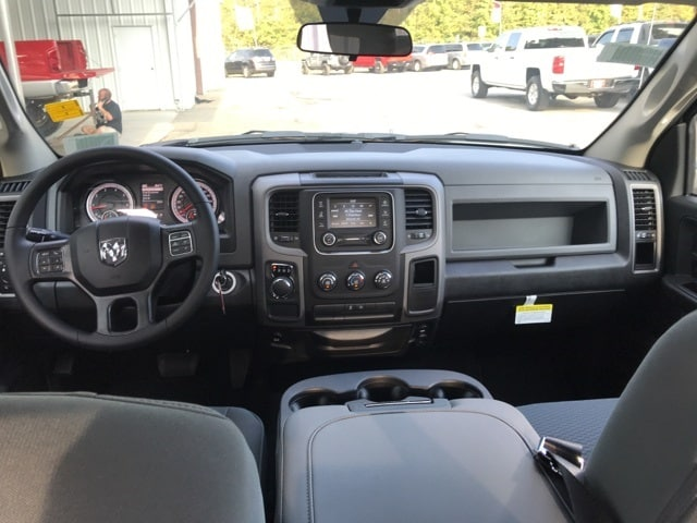2018 Ram 1500 Quad Cab 4x2,  Pickup #18081 - photo 9