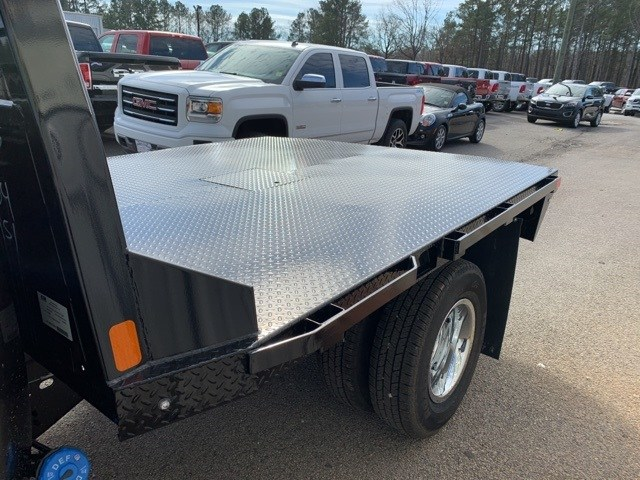 2018 Ram 3500 Regular Cab DRW 4x4,  Platform Body #181016 - photo 8