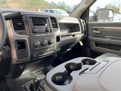 2018 Ram 3500 Regular Cab DRW 4x4,  Platform Body #181016 - photo 18