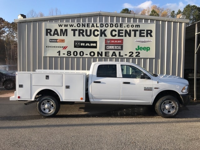 2018 Ram 2500 Crew Cab 4x4,  Warner Service Body #18182 - photo 3