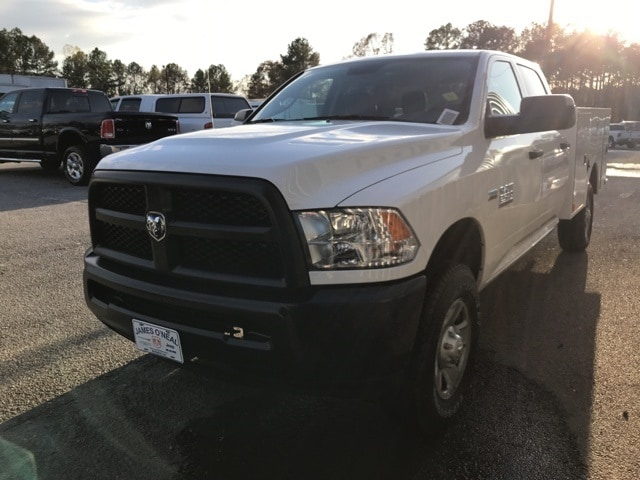 2018 Ram 2500 Crew Cab 4x4,  Warner Service Body #18182 - photo 23