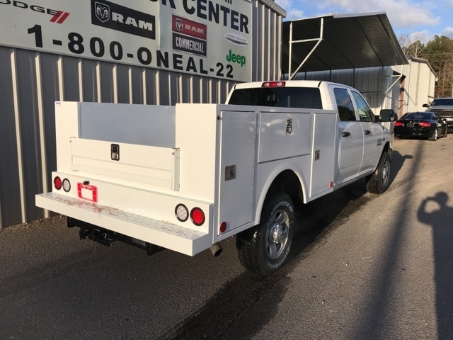 2018 Ram 2500 Crew Cab 4x4,  Warner Service Body #18182 - photo 2