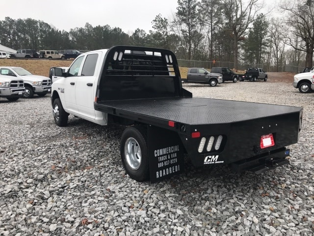 2018 Ram 3500 Crew Cab DRW 4x4,  CM Truck Beds Platform Body #18241 - photo 5