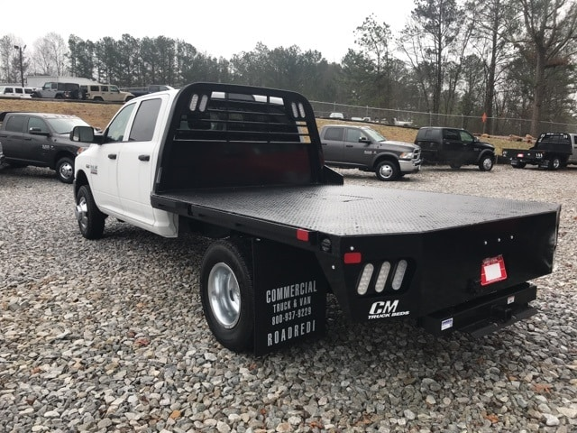 2018 Ram 3500 Crew Cab DRW 4x4,  CM Truck Beds Platform Body #18243 - photo 5