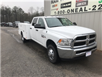 2018 Ram 3500 Crew Cab DRW 4x4,  Warner Service Body #18254 - photo 1
