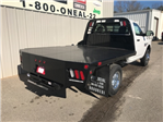 2018 Ram 3500 Regular Cab DRW 4x4,  CM Truck Beds Platform Body #18255 - photo 1