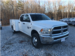 2018 Ram 3500 Crew Cab DRW 4x4,  Warner Service Body #18310 - photo 1