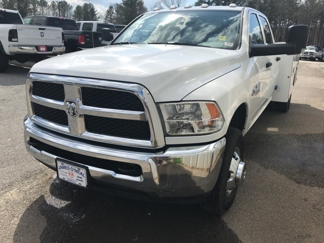 2018 Ram 3500 Crew Cab DRW 4x4,  Warner Service Body #18319 - photo 37