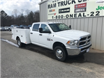 2018 Ram 3500 Crew Cab DRW 4x4,  Warner Service Body #18319 - photo 1