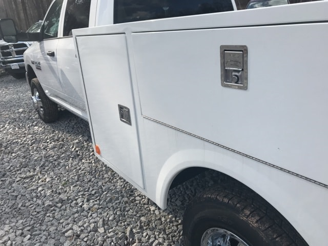2018 Ram 3500 Crew Cab DRW 4x4,  Warner Service Body #18320 - photo 12