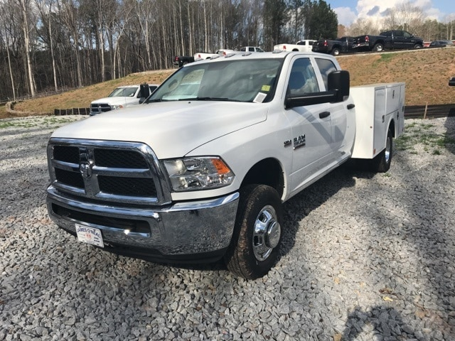 2018 Ram 3500 Crew Cab DRW 4x4,  Warner Service Body #18320 - photo 30