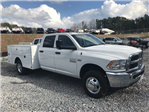 2018 Ram 3500 Crew Cab DRW 4x4,  Warner Service Body #18320 - photo 1
