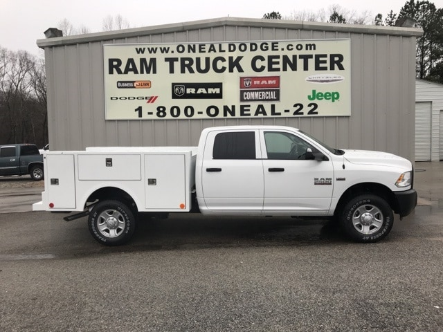 2018 Ram 2500 Crew Cab 4x4,  Warner Service Body #18331 - photo 3
