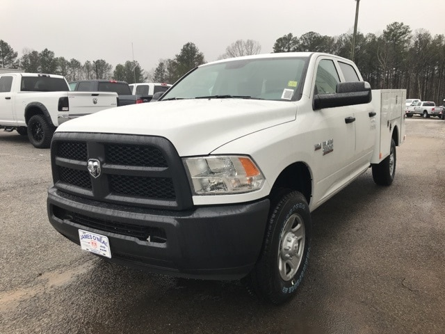 2018 Ram 2500 Crew Cab 4x4,  Warner Service Body #18331 - photo 23