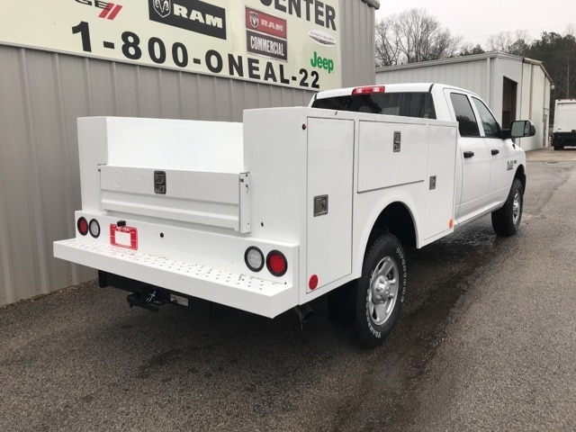 2018 Ram 2500 Crew Cab 4x4,  Warner Service Body #18331 - photo 2