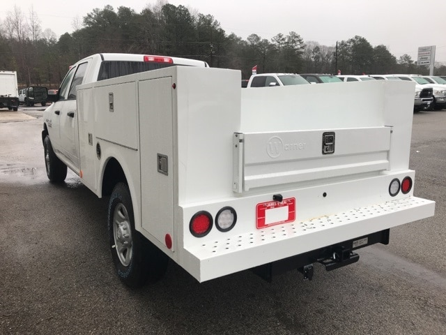 2018 Ram 2500 Crew Cab 4x4,  Warner Service Body #18331 - photo 5