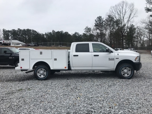 2018 Ram 2500 Crew Cab 4x4,  Warner Service Body #18339 - photo 3