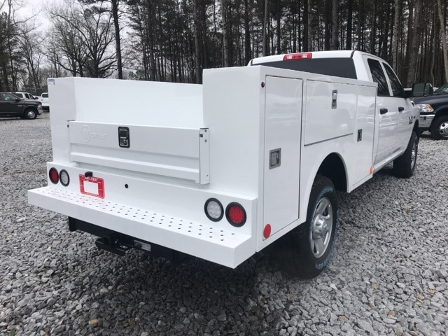 2018 Ram 2500 Crew Cab 4x4,  Warner Service Body #18339 - photo 2