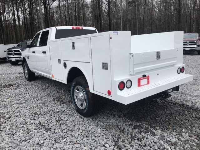 2018 Ram 2500 Crew Cab 4x4,  Warner Select II Service Body #18339 - photo 5