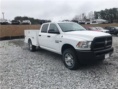 2018 Ram 2500 Crew Cab 4x4,  Warner Select II Service Body #18339 - photo 1