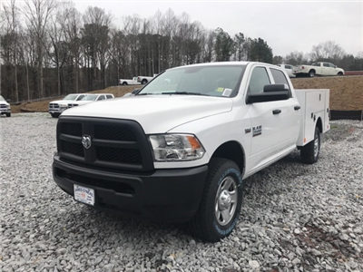 2018 Ram 2500 Crew Cab 4x4,  Warner Select II Service Body #18339 - photo 24