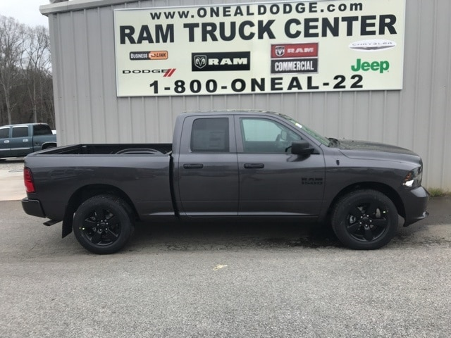 2018 Ram 1500 Quad Cab 4x2,  Pickup #18407 - photo 4
