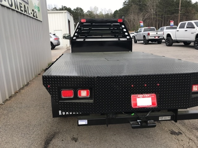 2018 Ram 3500 Regular Cab DRW 4x4,  Commercial Truck & Van Equipment Platform Body #18412 - photo 7
