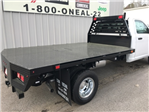 2018 Ram 3500 Regular Cab DRW 4x4,  Commercial Truck & Van Equipment Platform Body #18412 - photo 1
