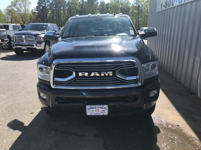 2018 Ram 2500 Crew Cab 4x4,  Pickup #18476 - photo 43