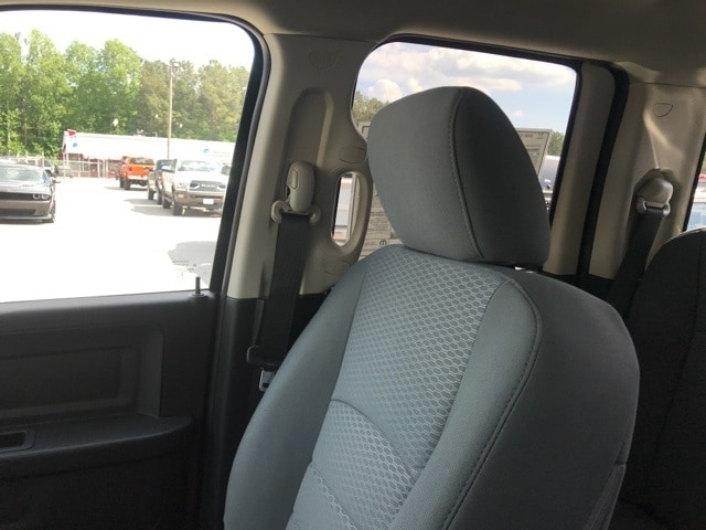 2018 Ram 1500 Quad Cab 4x4,  Pickup #18520 - photo 19