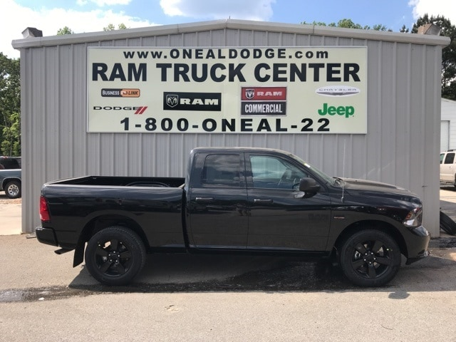 2018 Ram 1500 Quad Cab 4x4,  Pickup #18520 - photo 3
