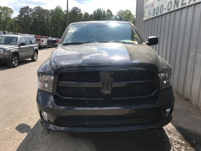 2018 Ram 1500 Quad Cab 4x4,  Pickup #18520 - photo 25