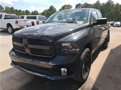 2018 Ram 1500 Quad Cab 4x4,  Pickup #18520 - photo 24