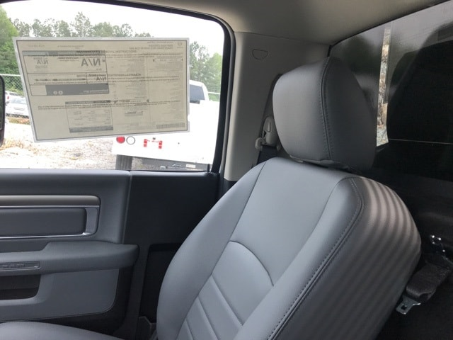 2018 Ram 5500 Regular Cab DRW 4x4,  Rugby Dump Body #18524 - photo 18