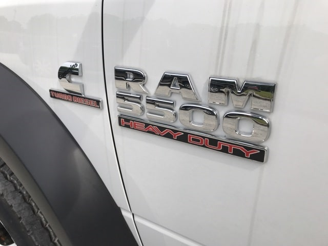 2018 Ram 5500 Regular Cab DRW 4x4,  Rugby Dump Body #18524 - photo 22