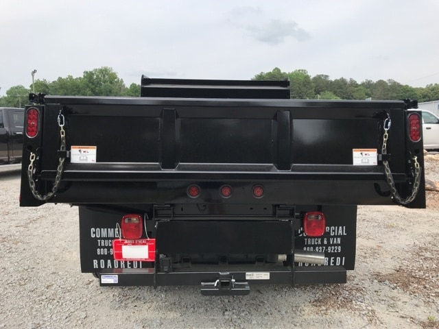 2018 Ram 5500 Regular Cab DRW 4x4,  Rugby Dump Body #18524 - photo 4