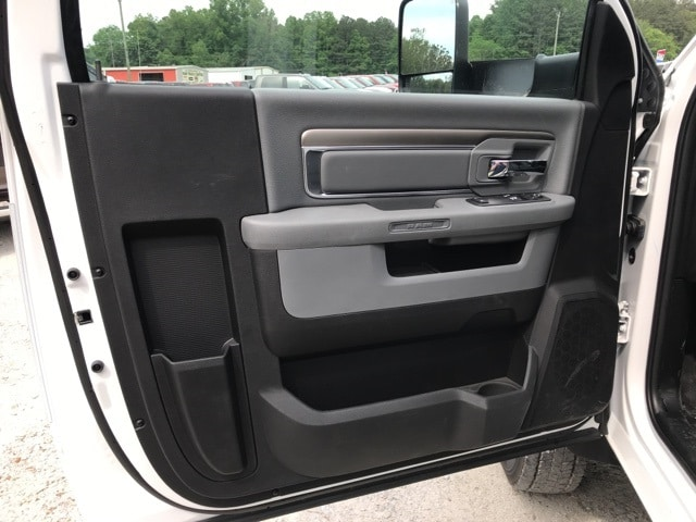 2018 Ram 5500 Regular Cab DRW 4x4,  Rugby Dump Body #18524 - photo 9