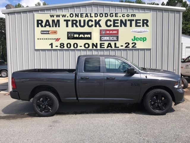 2018 Ram 1500 Quad Cab 4x4,  Pickup #18645 - photo 3