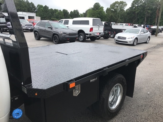 2018 Ram 3500 Crew Cab DRW 4x4,  Commercial Truck & Van Equipment Platform Body #18648 - photo 7