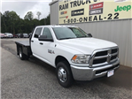2018 Ram 3500 Crew Cab DRW 4x4,  Commercial Truck & Van Equipment Platform Body #18648 - photo 1