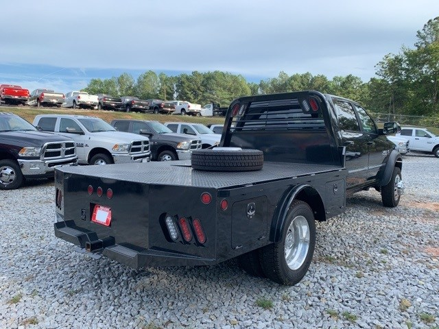 2018 Ram 4500 Crew Cab DRW 4x4,  Platform Body #18652 - photo 2