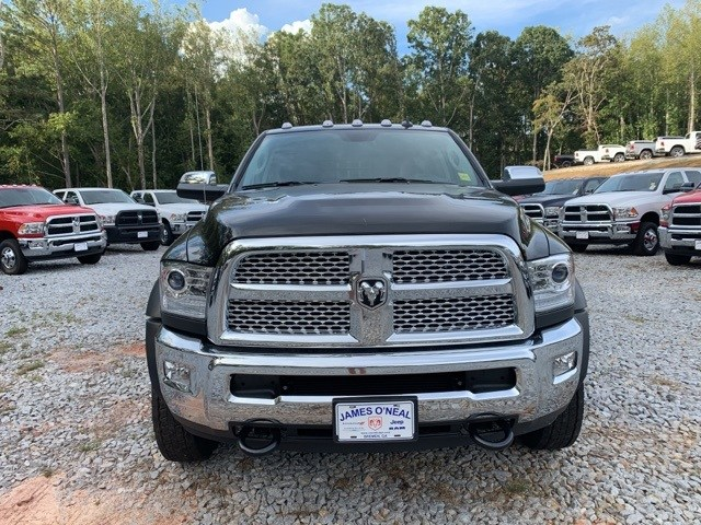 2018 Ram 4500 Crew Cab DRW 4x4,  Platform Body #18652 - photo 34
