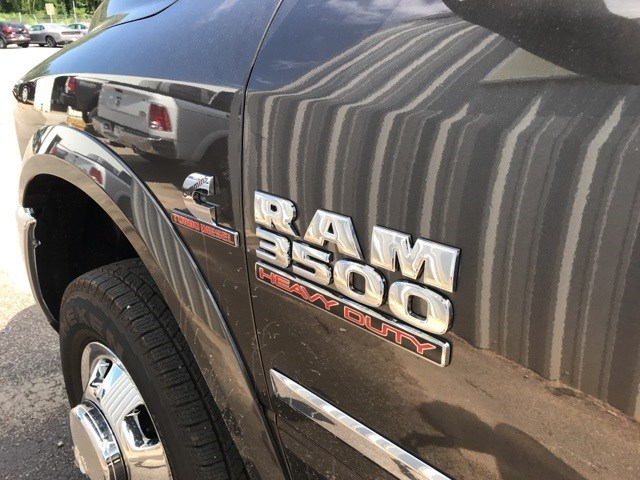 2018 Ram 3500 Crew Cab DRW 4x4,  Platform Body #18681 - photo 27